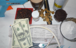 Кофейная композиция своими руками. Мешочек с долларами.
