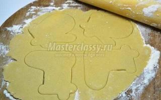 Печенье в виде елочных игрушек интересные идеи и рецепты
