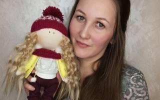 Изготовление кукол своими руками – занимательное хобби