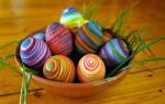 Декор пасхальных яиц своими руками. Мастер-класс пошагово
