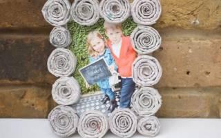 Как украсить рамку для фото своими руками? ТОП-10 идей