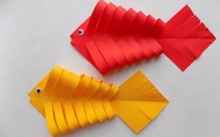 Детская развивающая игрушка – рыбка от 0 до 3 лет. Подробный мастер класс