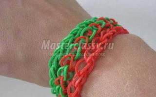 Уроки плетения из резиночек: пошагово с фото. ТОП-20 лучших видео