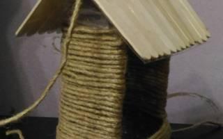 Кормушка для птиц своими руками из подручных материалов. 20 идей, фото и инструкции