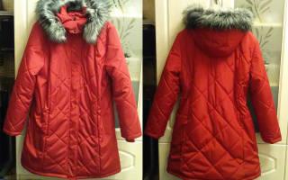 Шьем женскую куртку своими руками
