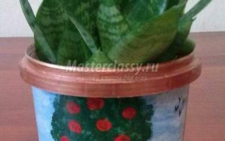 Шкатулочки и цветочные горшочки из майонезных ведерок.