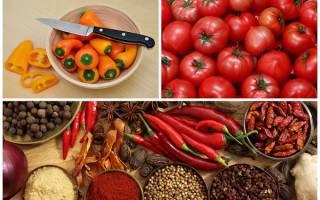 Болгарское лечо: лучшие рецепты с фото