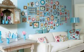 Как украсить стену в комнате? Лучшие варианты