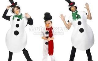 Снеговики своими руками. 100 мастер-классов, фото и идей