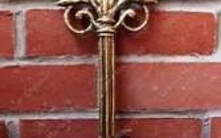 Поделки из спичек. Золотой ключик или приключения Буратино. Мастер-класс