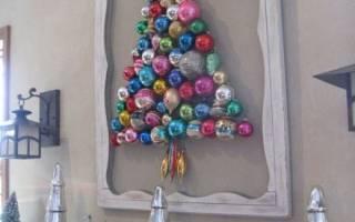 Новогодняя елка своими руками. Фото, идеи, 100 мастер-классов