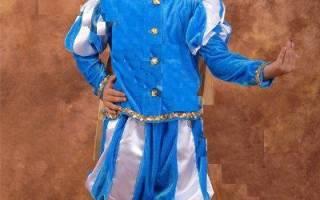 Новогодний мастер-класс: принц своими руками
