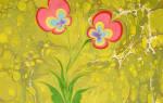 Древнейшее искусство рисования на воде. Эбру и суминагаши.