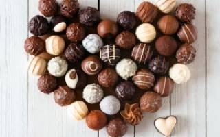 Сердце из конфет своими руками. Мастер-класс