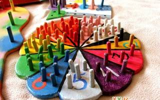 Развивающие игрушки для детей своими руками. Идеи