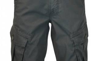 Мужские шорты. Выкройка