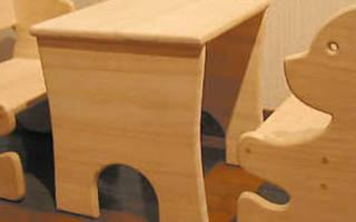 Детская мебель своими руками. Полезные советы