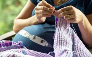 Рукоделие для беременных