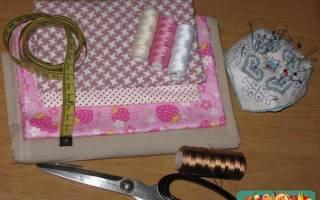 Текстильные куклы своими руками. Зайки.