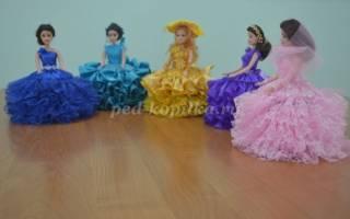 Куклы-шкатулки своими руками.
