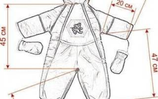 Шьем детскую одежду для новорожденных: общие советы