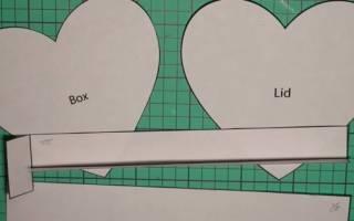 Изготовление подарочной коробки своими руками: пошаговый мастер-класс и видео урок