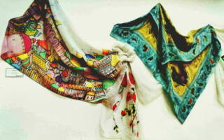 Как рисовать на ткани: полезные советы