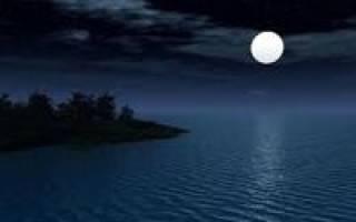 Влияние Луны на красоту и здоровье женщин