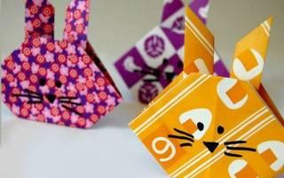 Простые оригами для детей и взрослых