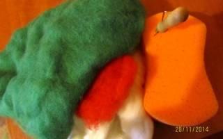 Веселая елочка своими руками. . Часть 1