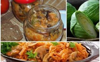 Солянка с грибами на зиму: лучшие рецепты с фото