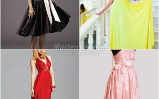 Новогоднее платье своими руками: пошаговые мастер-классы с фото