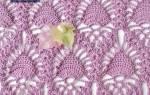 Вязание крючком кофты — схемы