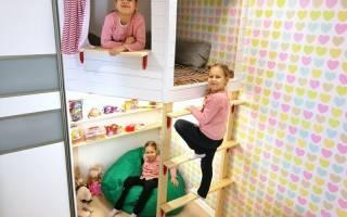 Детский игровой домик. . Часть 1