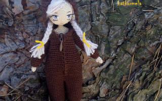 Каркасная кукла балерина. . Часть 1