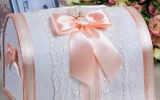 Подарок для невесты. Деревянная шкатулка своими руками.